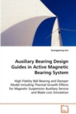 Auxiliary Bearing Design Guides in Active Magnetic Bearing System: By Guangyo...