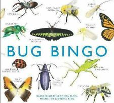 Bug Bingo by Christine Berrie and Andrew Polaszek (2014, Novelty Book)