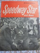 Speedway Star and News 12th July 1968
