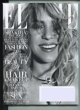 ELLE MAGAZINE JULY 2013 SHAKIRA -NEW AND UNREAD DAY U PAY IT SHIPS FREE