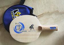 Sanwei HC-6 HINOKI+Hard Carbon table tennis blade Tischtennis Holz  Neu