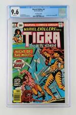 Marvel Chillers #6 - CGC 9.6 NM+ Marvel 1976 - Red Wolf 30 Cent Variant