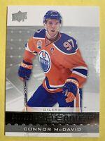2016-17 Upper Deck Premier Hockey #11 Connor McDavid 349/399 Edmonton Oilers SP