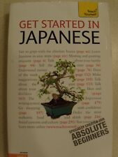 Get Started in Japanese level 3 By teach yourself paperback