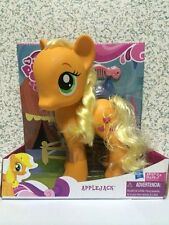 New My Little Pony Friendship is Magic Applejack 8 inch Vinyl Figure