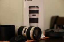 Canon EF 2578A002 70-200mm f/4 USM Lens MINT