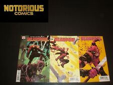 Deadpool 10 11 12 Complete Comic Lot Run Set Young Good Night EXCELSIOR BIN
