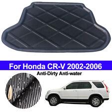 Rear Boot Cargo Liner Trunk Floor Mat Luggage Tray For Honda CR-V CRV 2002- 2006