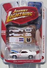 JOHNNY LIGHTNING MUSCLE CARS 1969 CHEVY CAMARO RS SS 1/2,500  4TH OF JULY