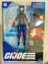 "CUSTOM GI Joe 6"" Classified - COBRA FEMME VIPER - 50% goes to K9s For Warriors"