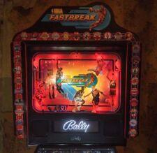 NBA Fastbreak Pinball machine Topper