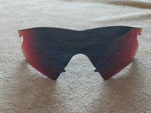 Oakley M Frame Positive Red Iridium Heater Lens - VERY NICE