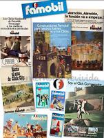 Vintage Playmobil FAMOBIL kLICKS Clicks (Spain) very Rare!!