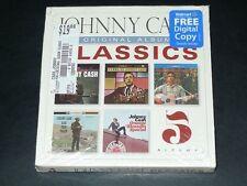 JOHNNY CASH Original Album Classics 5CD Box Set