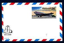 USA - STATI UNITI - Aerogramma - 1988 - USA Airmail -36 c