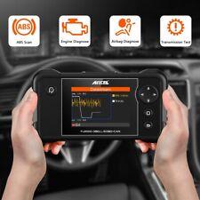 Check Engine Transmission ABS SRS Airbag Code Reader OBD2 Scanner Diagnostic