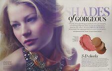 Emilie de Ravin 6pg INSTYLE magazine feature, clippings