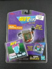 Tiger Hit Clips Micro Personal Player Pink There you Go Mix Fast Shipping Hasbro
