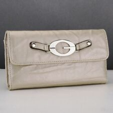 Portefeuille des T.N.-O. GUESS Dahlia Pearl NeuF Femme