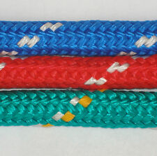 Braided Rope Line Washing Clothes Pulley Polypropylene PP 10mm Polyrope Cord Tie
