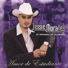 Morales, Jessie : Amor De Estudiante CD