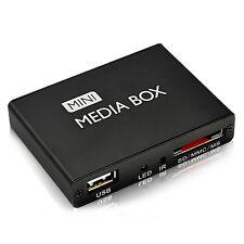 Digital Media Player for TV - HDMI, USB, SD, AV