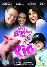 My Brother The Pig (DVD, 2006) Scarlett Johansson Eva Mendes Brand New & Sealed
