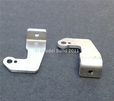 MB Aluminum Anti-Rotational Brackets (2PCS) for Tamiya Clodbuster
