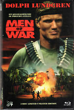 Men of War , 2 Discs , Blu_Ray , strong limited big Hardbox , uncut , new , 46