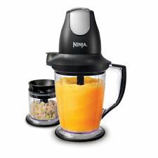 Ninja QB1000 Master Prep Anti Spill Pulse Blender Black (Certified Refurbished)