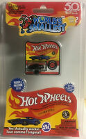 World's Smallest Hot Wheels Series 2 MINI PURPLE PASSION 1990 Car #522 NIP RARE