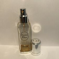 Christian Dior Diorella parfum bottle 50ml Empty 1970's
