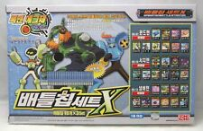 TAKARA ROCKMAN EXE AXESS (MegaMan) Battle Chip Set X (OS-07,OS-10,OS-12) for PET