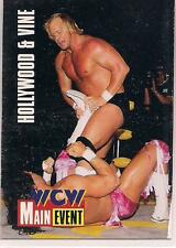 "1995 Cardz WCW Main Event Hollywood & Vine ""Stunning Steve Austin"""