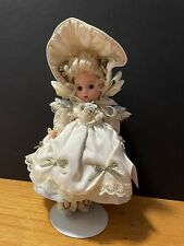 New ListingMadame Alexander Adorable Silk Victorian #26875 Rare Mib Hard To Find 8� Doll