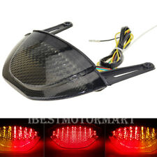 Tail Turn Signals Integrated Light Smoke For HONDA CBR 600 RR 2007-2012 08 09 10
