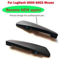 Mouse L/R Side Button Shell/Keys Cover Case Set for Logitech G900 G903