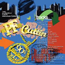 PF Cuttin 90's Hip-Hop Vol. 1 Kool G Rap Wu-Tang Nas Big L Fat Joe Group Home AG