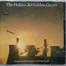 THE HOLLIES + 20 Golden Greats  -  CD