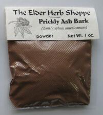 Prickly Ash Bark Powder 1 oz. - The Elder Herb Shoppe
