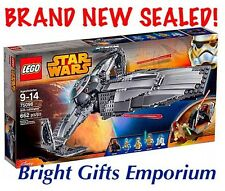 Lego Star Wars 75096 Sith Infiltrator & 4 Minifigures Anakin R2d2