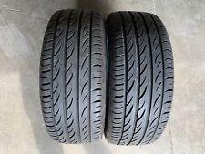 Pirelli P Zero Nero Tyres X2 205/40ZR17 84W