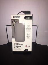 NEW Incipio Highland Ultra Thin Premium Folio for LG G Vista - Gray / Silver