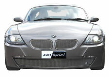 BMW Z4 Front Grille Set - Silver finish (2006 to 2009)
