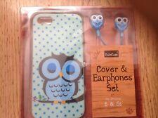 Conjunto DE AURICULARES cubierta para iPhone 5 & 5 S