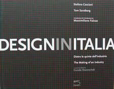 LIVRE/BOOK : DESIGN ITALIEN (design in italia dietro le quinte delll industria