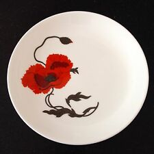 WEDGWOOD bone china bread plate CORNPOPPY Susie Cooper Designs