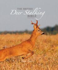 CARR DEER SHOOTING BOOK THE BRITISH DEER STALKING BIBLE hardback BARGAIN new