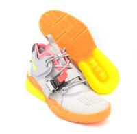 Nike Air Force 270 Sherbert Atmosphere Grey Volt Shoes [AH6772-007] Men Size 8