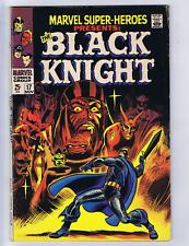 Marvel Super-Heroes Presents Black Knight #17 Marvel 1968